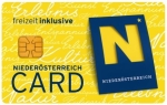 NÖ Card - Logo